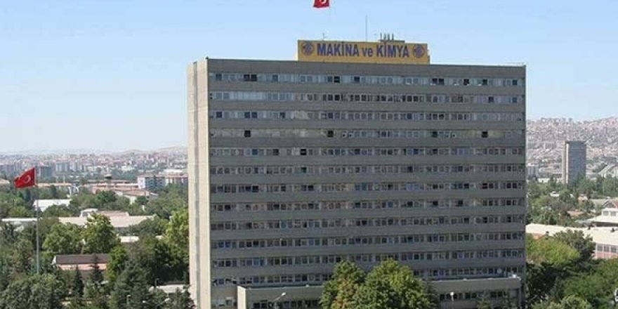 MKEK, FETÖ'den ceza alan personelle ilgili işlem yapmıyor