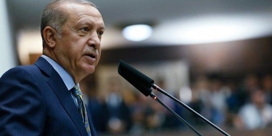 Erdoğan'ın grup konuşması Arapça ve İngilizce yayımlanacak