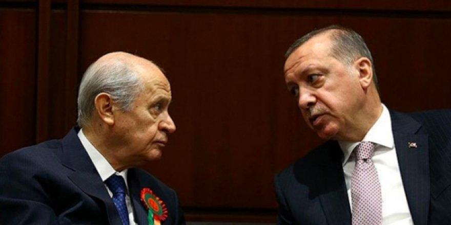 Erdoğan ile Bahçeli 'yerelde ittifak için' bir araya gelecek