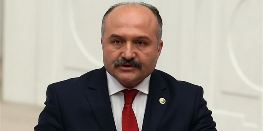 MHP Grup Başkanvekili Usta görevinden alındı