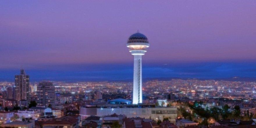 Ankara'nın sembolü Atakule 29 Ekim'de açılıyor