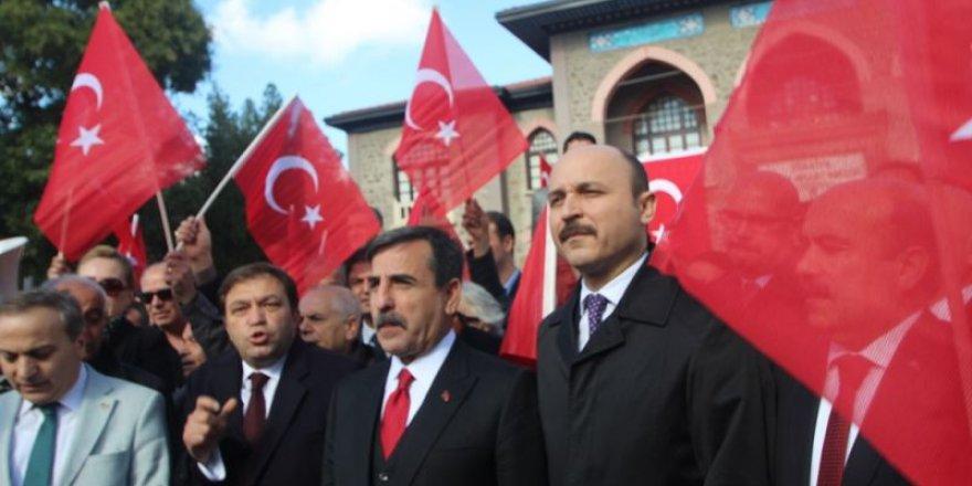 """Türkiye Tek Yürek """"ANDIMIZ""""I Okudu"""