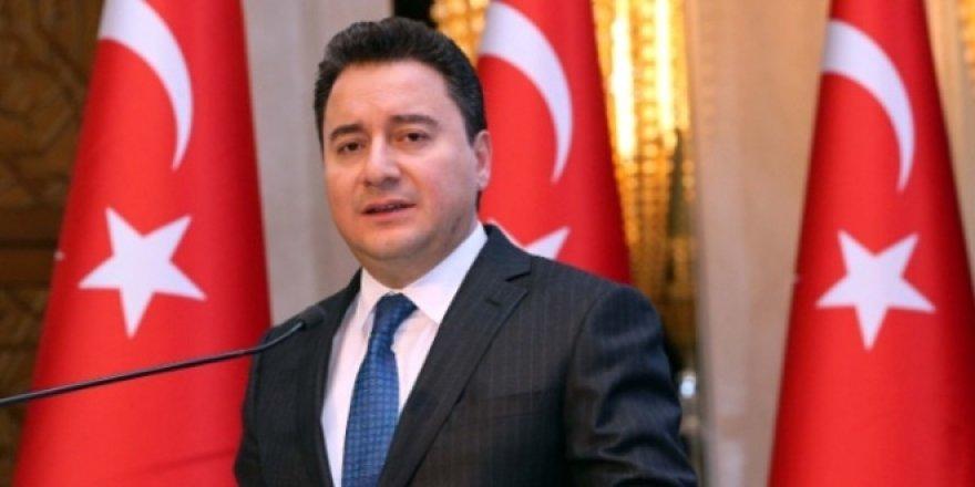 Ankara için anketten Ali Babacan çıktı