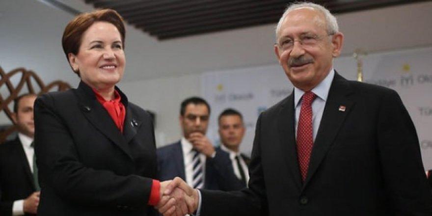 CHP ile İYİ Parti bağımsız adayla ittifak kuracak iddiası