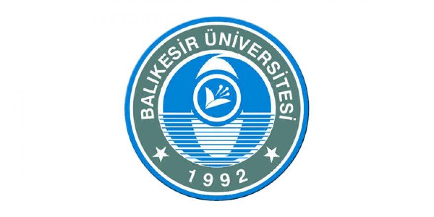 Balıkesir Üniversitesi Öğretim Üyesi Alım İlanı