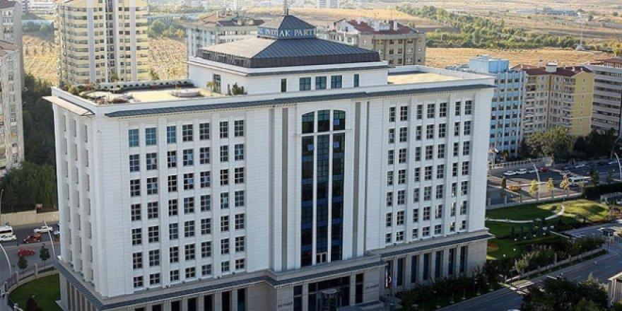 AK Parti'de üç dönemlikler istirahat edecek