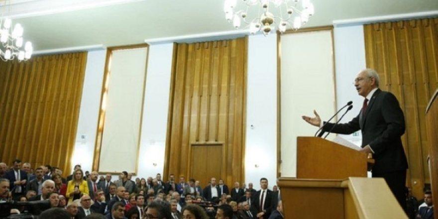 Kulislere göre CHP'nin kesinleşen adayları