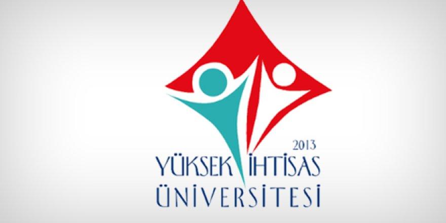 Yüksek İhtisas Üniversitesi Öğretim Üyesi Alım İlanı