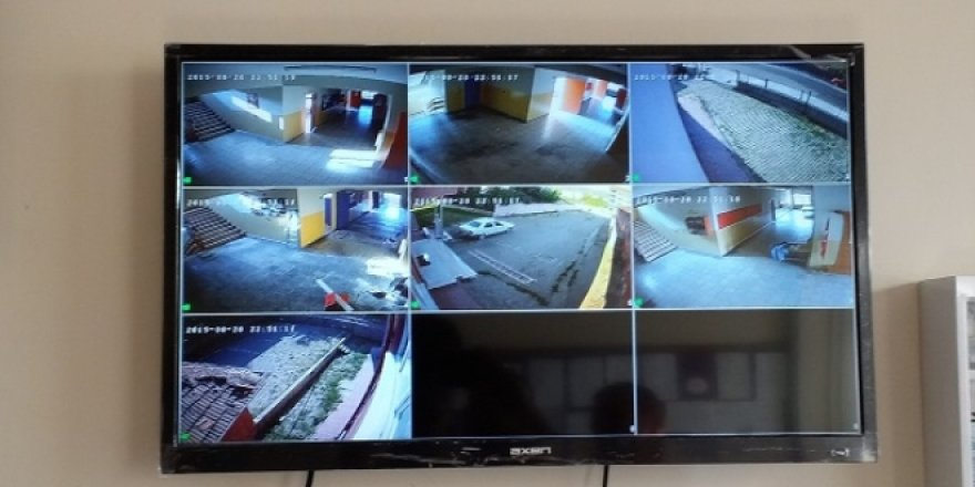 Okul güvenlik kameraları standartları belirlendi
