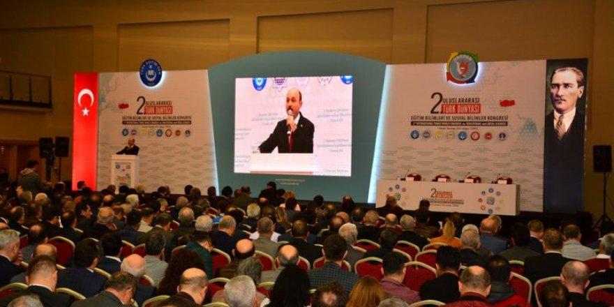Türk Eğitim-Sen'den Dev Organizasyon: 739 bilim insanı...