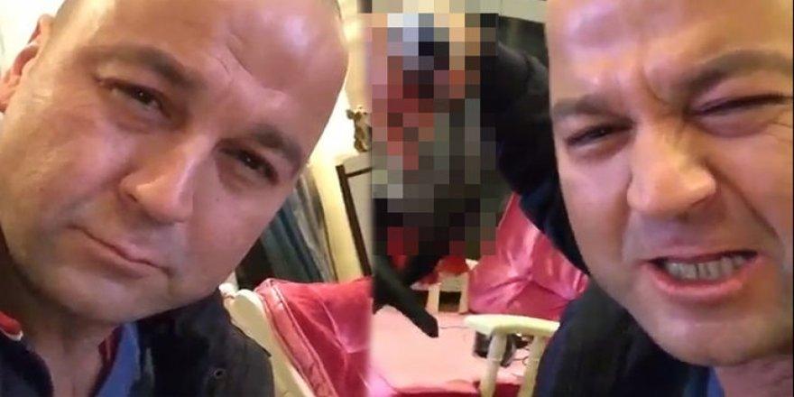 MasterChef'ten kovulan Murat Özdemir'in papağana işkence ettiği videoya tepki yağdı