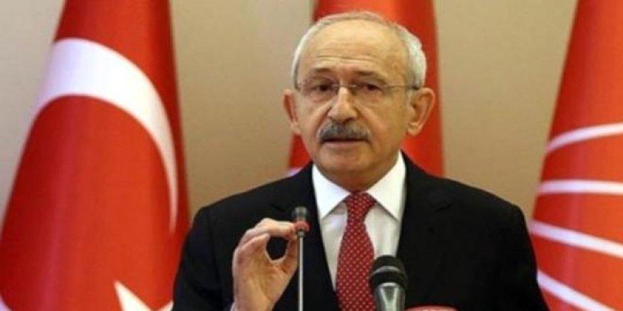 Kılıçdaroğlu: Binali bey vazgeçerse şaşırmayın