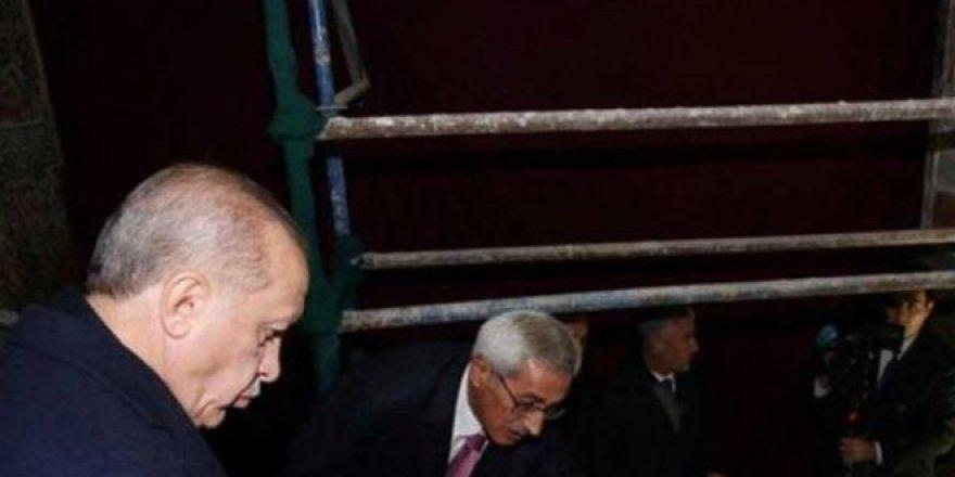 4. Murat'tan sonra Mevlana'nın kabrini gören ilk devlet başkanı