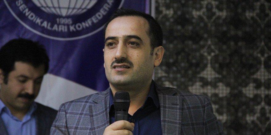 Ramazan Çakırcı'dan Kamu-Sen'e Gönderme: Ne Rakipsiniz...