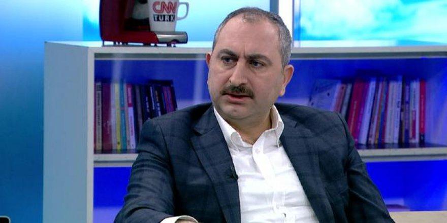 Adalet Bakanı: Hakim/savcı yardımcılığı sistemi geliyor
