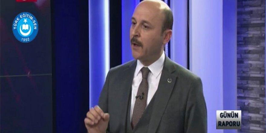 Türk Eğitim-Sen'den Sözleşmeli Öğretmenler İçin Eylem Kararı!