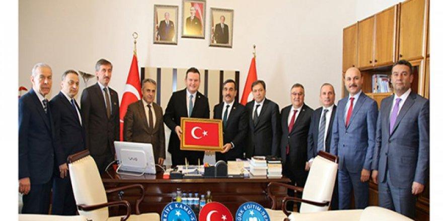 Sendikal Ayrım Yapılması, MHP'ye Şikayet Edildi!