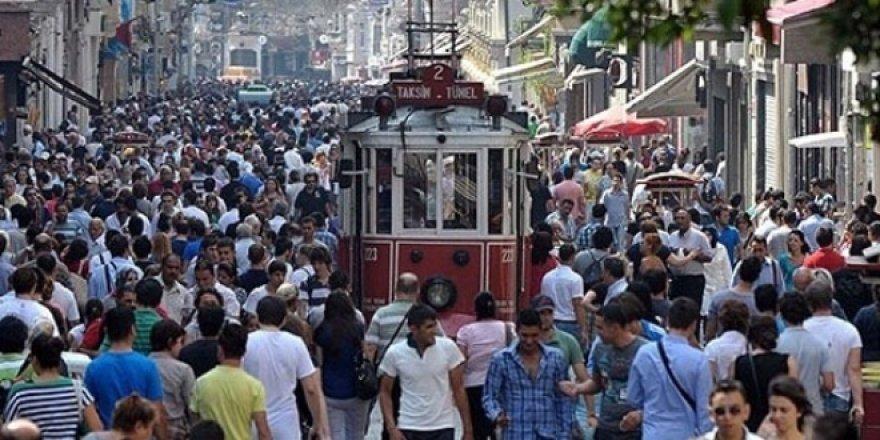 Türkiye'de 363 bin kişinin adres kaydı yok
