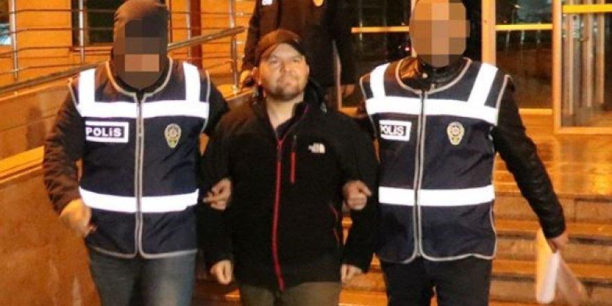 Talha Uğurluel'e FETÖ'den 15 yıl hapis istemi