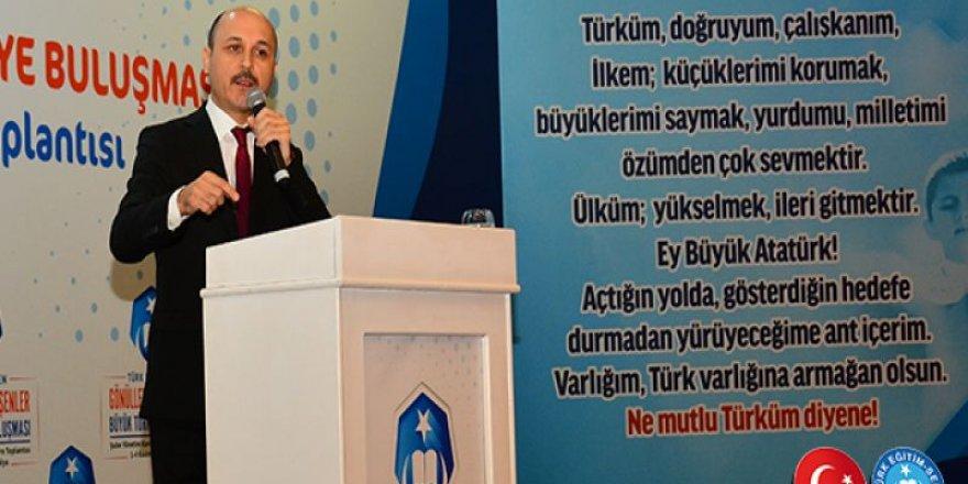 """Talip Geylan:""""Ankara'da sözleşmeli öğretmenler ile birlikte eylem yapacağız"""""""
