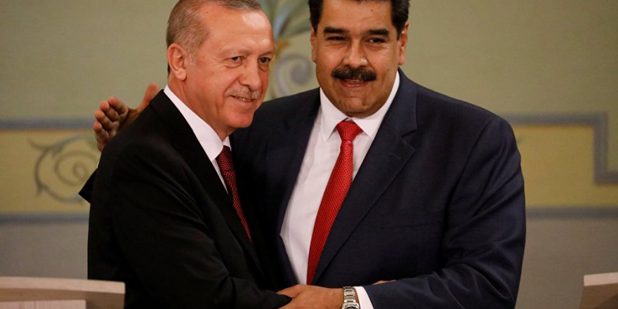 Akit: Maduro giderse Erdoğan da paketlenir