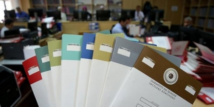 OHAL Komisyonu, 2018 yılı faaliyet raporunu yayımladı