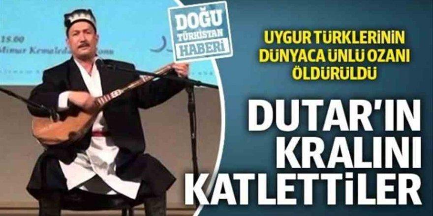 Uygur Türklerinin dünyaca ünlü ozanı Abdurehim Heyit şehit edildi