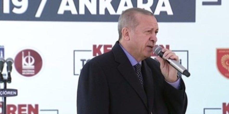 Erdoğan: Temizlik malzemelerinde de ucuz ürün satacağız