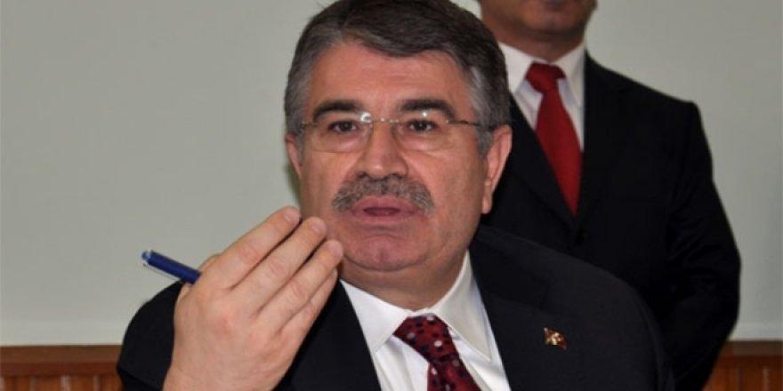 İdris Naim Şahin, İyi Parti'nin adayı oldu
