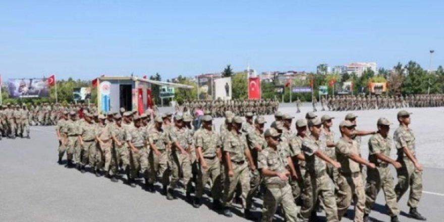 Askerlik süresi diploma türüne göre belirlenecek