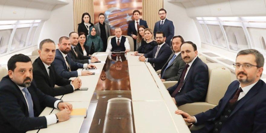 Erdoğan: S-400 konusunda geri adım atmayacağız