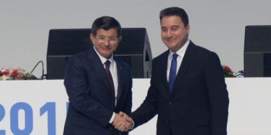 MAK: Babacan ve Davutoğlu iki ayrı parti kuracak