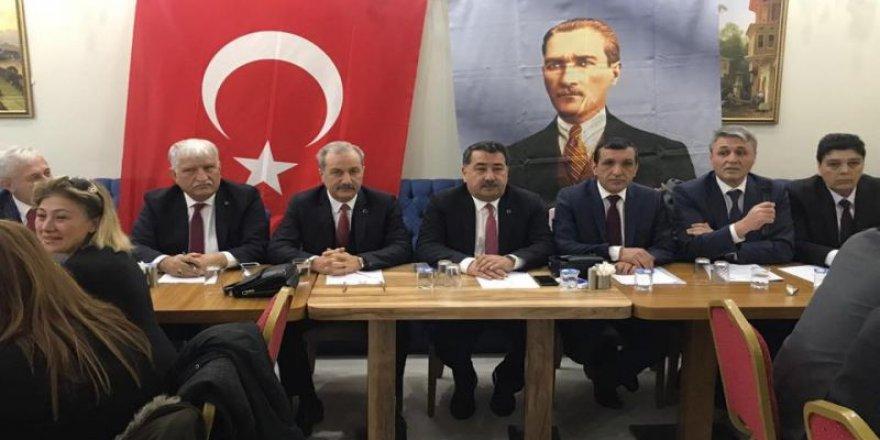 TES Ankara 3 No'lu Şube Yetkiyi Hedefliyor