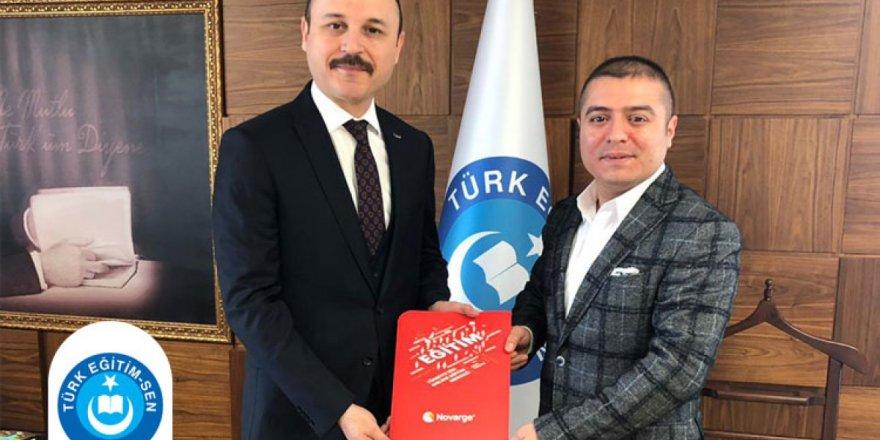 """TÜRK EĞİTİM-SEN İLE """"GELECEĞİ KODLA"""""""