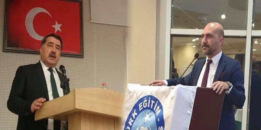 M. Yaşar Şahindoğan ve Fuat Yiğit, Aydın ve Manisa'da Seslendi: 3600 Unutulmasın!