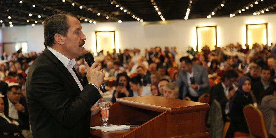 Ali Yalçın: Sorunlara çözüm bulma konusunda kararlıyız