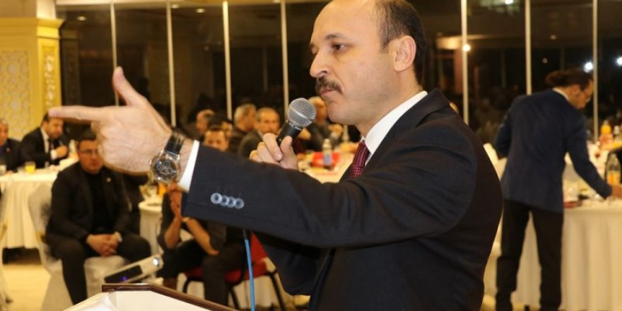 Talip Geylan,31 Mart seçimleri öncesinde sözleşmelileri kadroya alın
