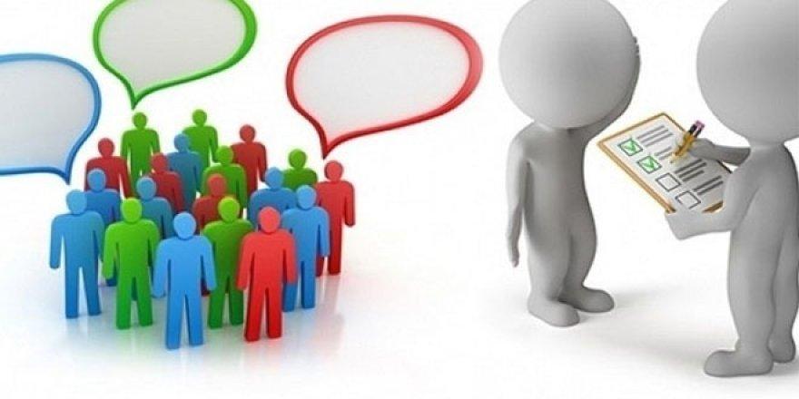 Gezici, 7 büyükşehir için anket sonuçlarını açıkladı
