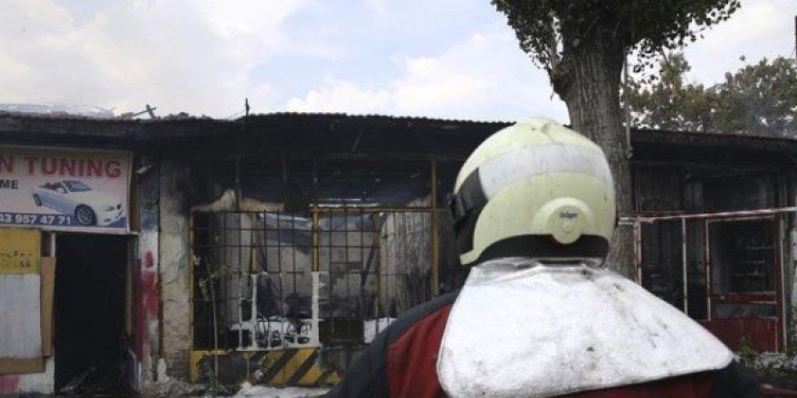 Başkent'te yangın... 5 kişi hayatını kaybetti