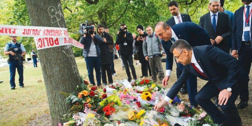 'Ertuğrul da, Osman Gazi de, Erdoğan da burada'