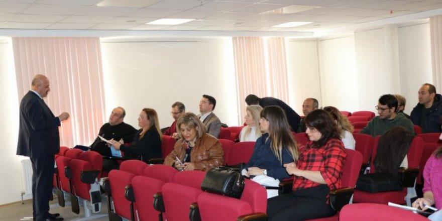 Türk Eğitim-Sen MEB EKYS Hazırlık Kursu Başladı