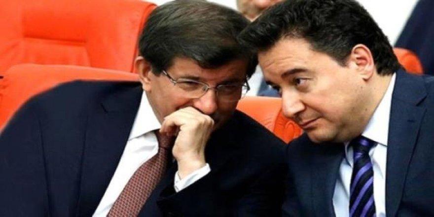 Davutoğlu'nun partisi yola çıktı: Babacan da var!