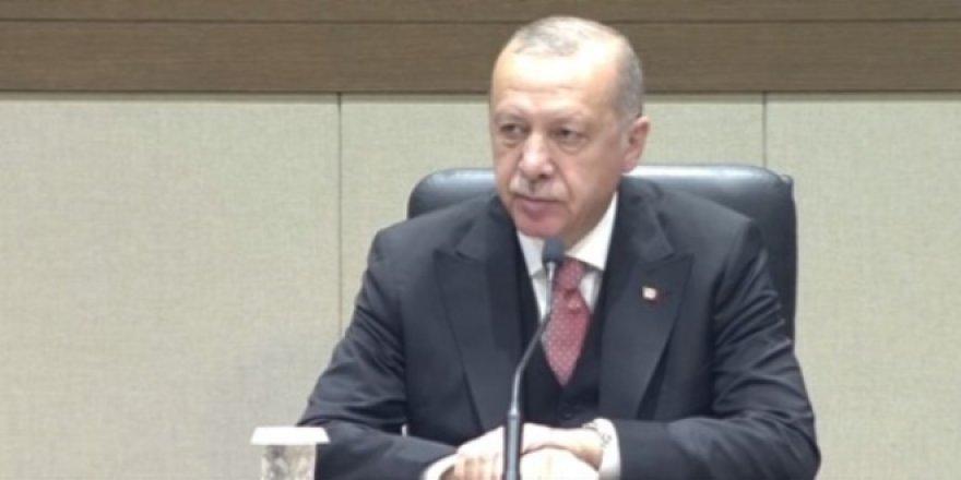 Erdoğan: İstanbul'un neredeyse tamamı usulsüz