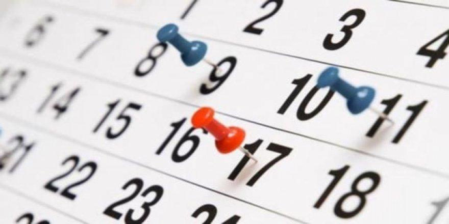 23 Nisan'da çalışanlara 4 gün tatil takvimi!