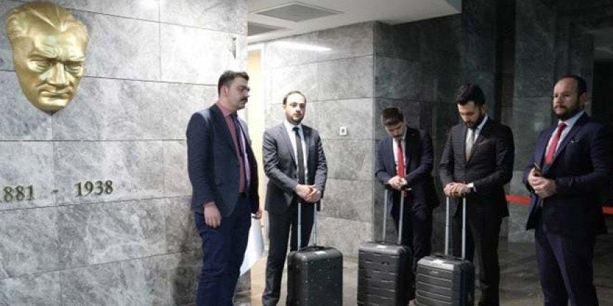 AK Parti'nin itiraz dilekçesinde 300 bin oy iddiası