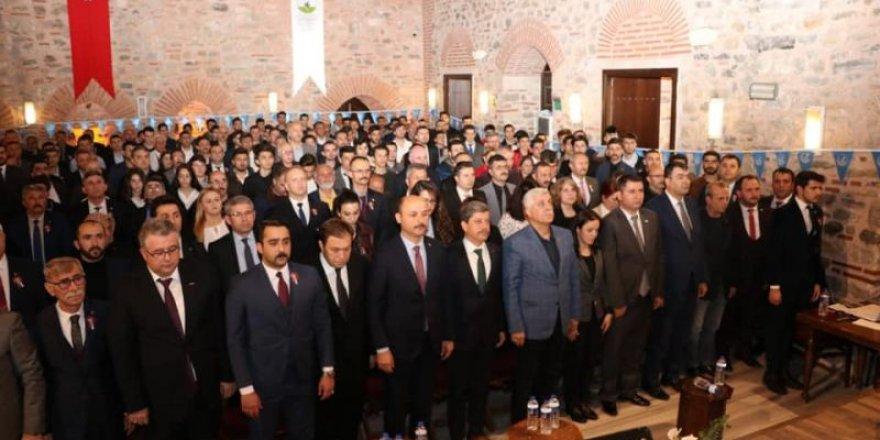 """Talip Geylan, """"Kamu çalışanlarının iş güvencesinin teminatı Türkiye Kamu-Sen'dir."""""""