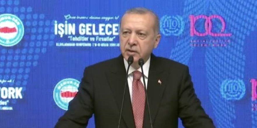 Erdoğan: Kızgın demiri soğutalım