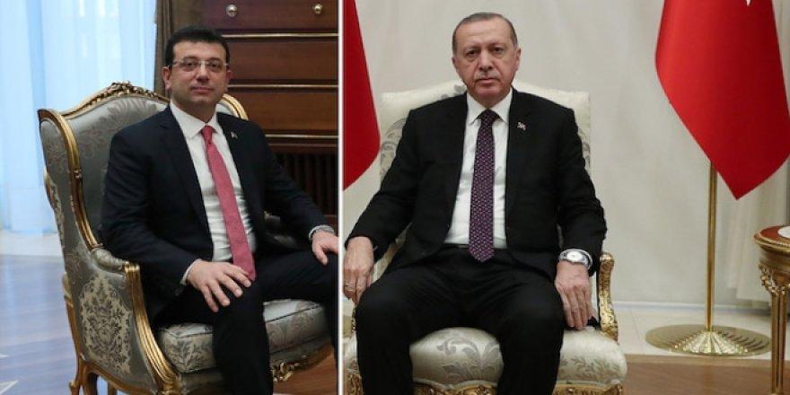 İmamoğlu, Cumhurbaşkanı'nın tweetlerini beğendi