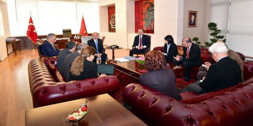 Kılıçdaroğlu: Akar'ın konuşması o atmosferle ilgili