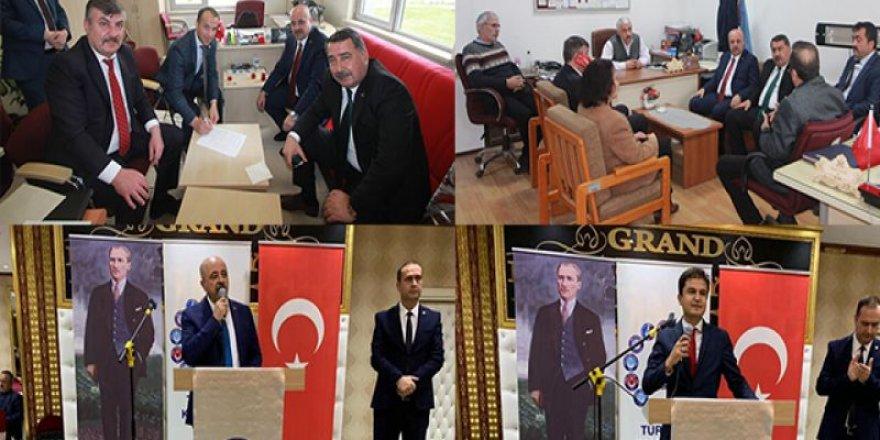 Türk Eğitim-Sen Genel Merkezi'nden Çankırı ve Düzce Çıkarması!